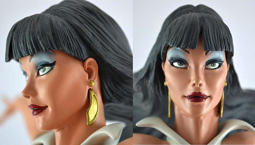 vampirella face composite