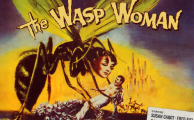 Beware The Wasp Woman!