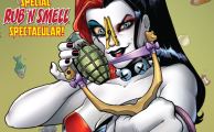 Harley Quinn Annual – Good, But Not As Smelly As Expected